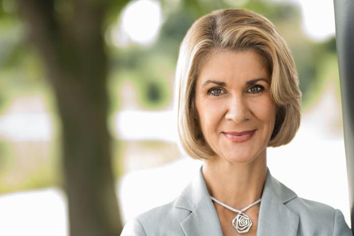 Dr Brigitte Mohn